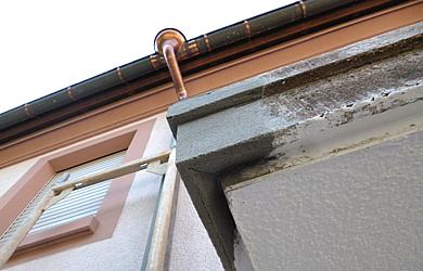 Abplatzungen und Beschädigungen von Betonoberflächen sanieren in Freiburg und im Breisgau